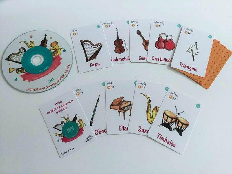 Cartas de instrumentos