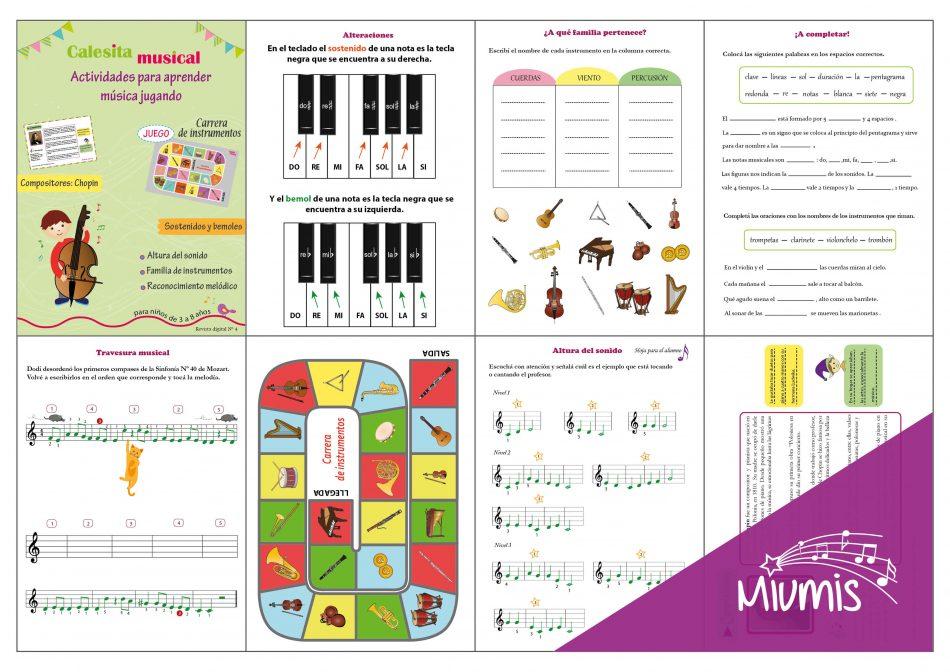 Revista digital con actividades 4