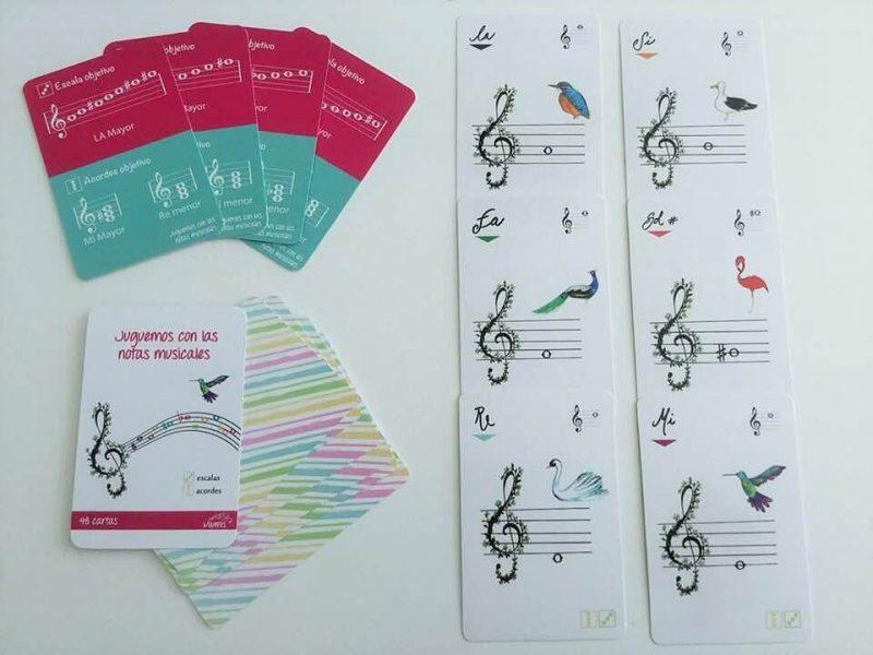 juguemos con las notas musicales
