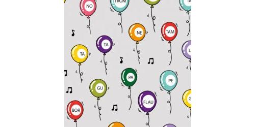 Instrumentos en sílabas  Descarga gratuita - Código: 300